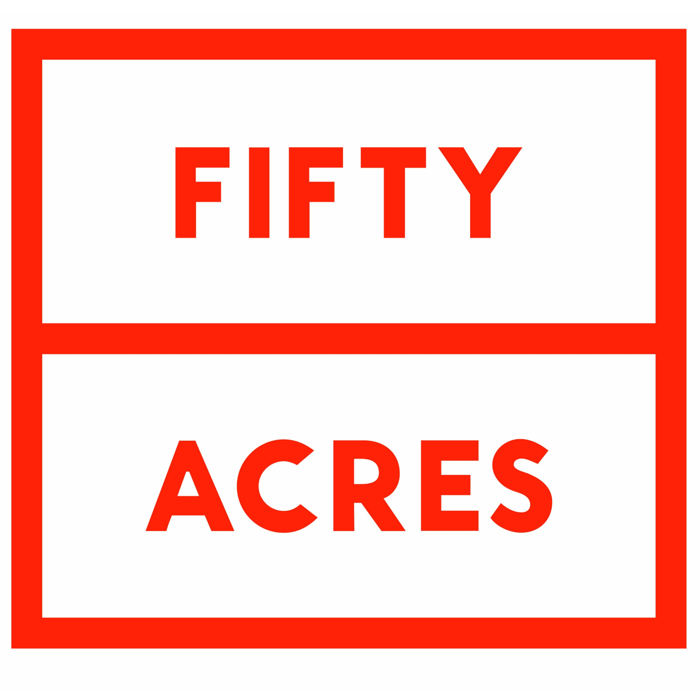 Fifty Acres – The Communications Agency