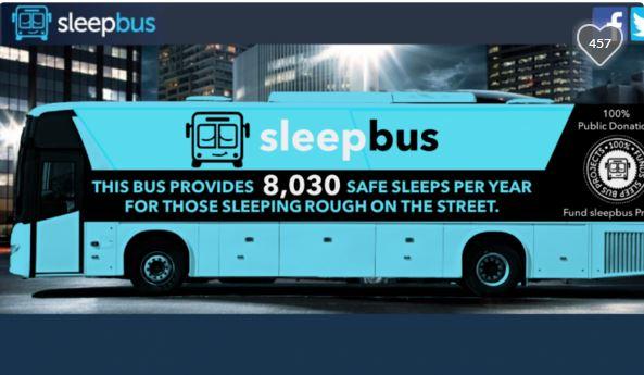SleepBus graphic 1