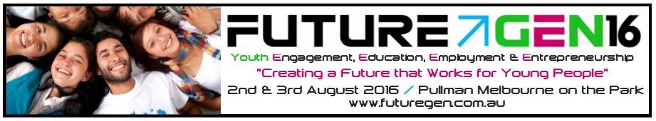 Future Gen conference banner