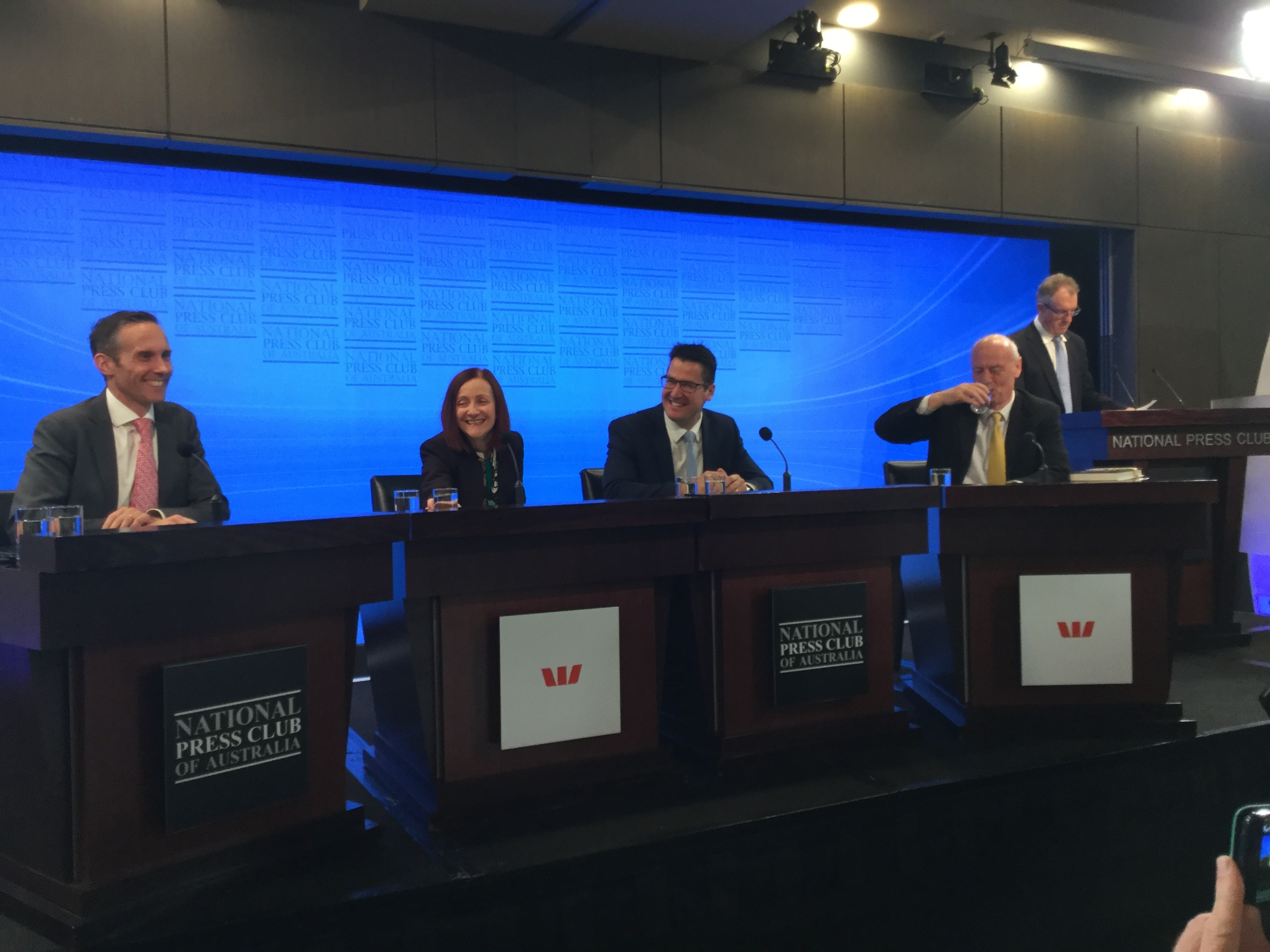 NFP National Press Club Forum