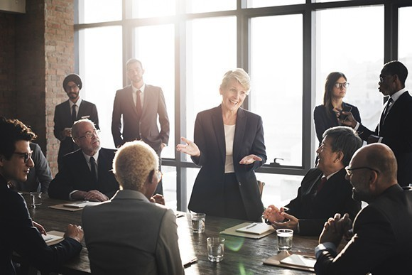 Lack of cultural diversity in Australian leadership roles