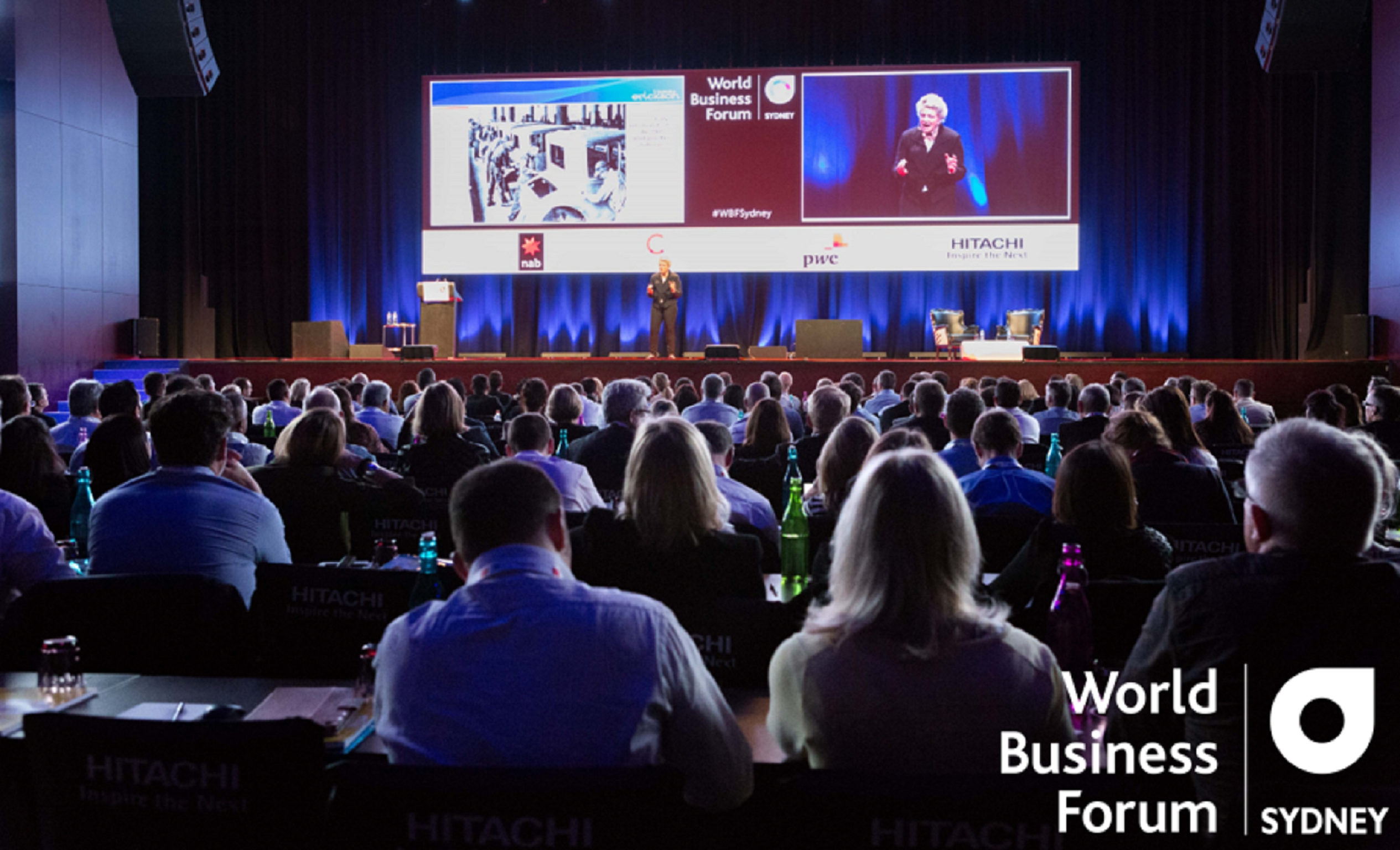 World Business Forum Sydney 2017