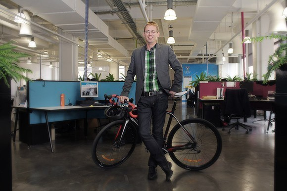 Craig Richards, CEO, Bicycle Network