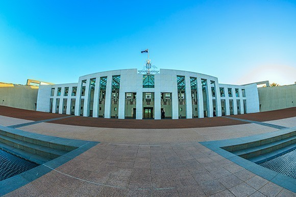 Parliament House Canberra RS Credit Tooykrub