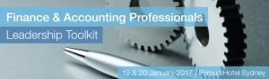 Finance & Accounting Professionals Leadership Toolkit