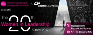 The 20th Women in Leadership Summit 2017