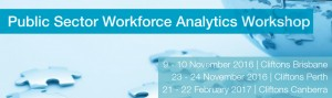 Public Sector Workforce Analytics Workshop - Canberra