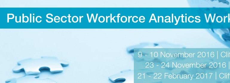Public Sector Workforce Analytics Workshop – Canberra
