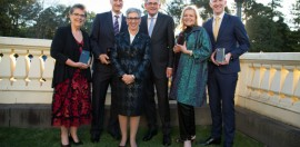 Refugee Advocate Named Victorian Australian of the Year