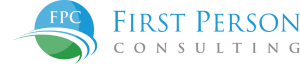 First Person Consulting logo
