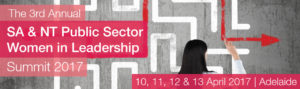 The 3rd Annual SA & NT Public Sector Women in Leadership Summit