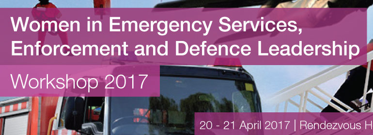 Women in Emergency Services, Enforcement & Defence Leadership