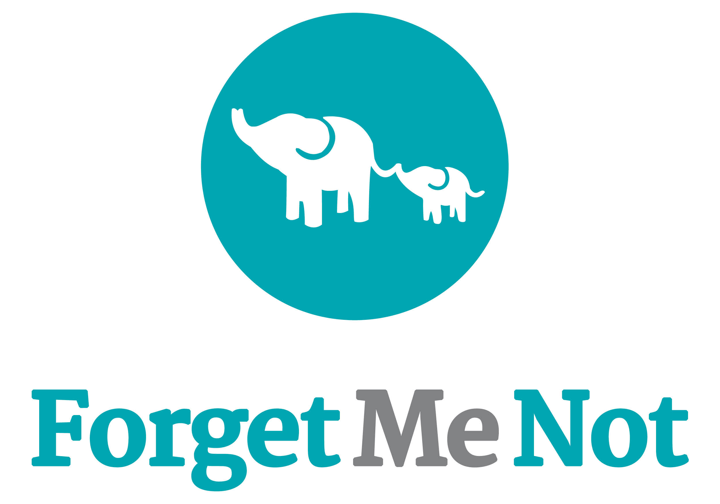 IT Web Site redesign – WORDPRESS at Forget Me Not ... Forget Me Not Logo