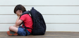 Almost 40,000 School Children Sought Homelessness Help Last Year