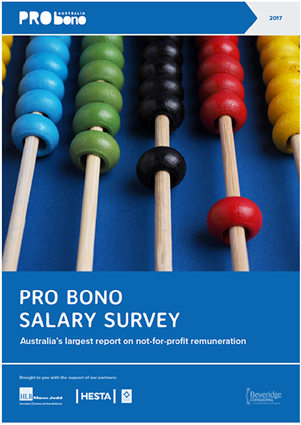 2017 Salary Survey Cover