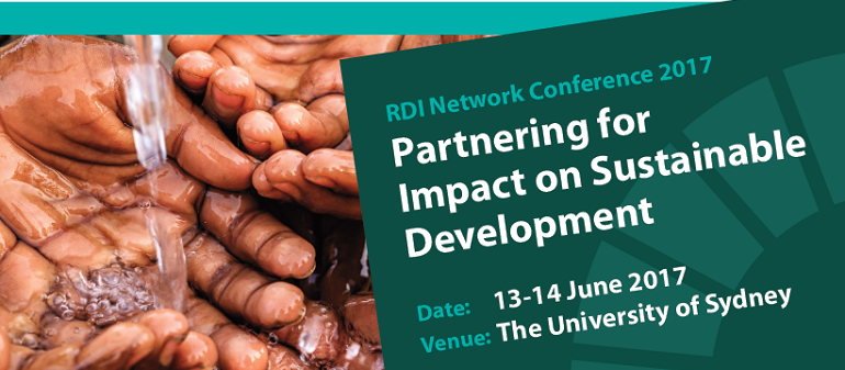 Partnering for Impact on Sustainable Development