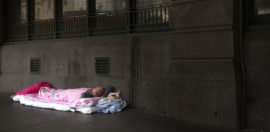 Treasurer Calls for Heart and Mind Approach to Homelessness