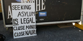 NFP Calls for Asylum Seeker Safety as Manus Set to Close