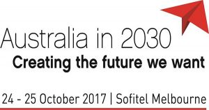 Australia in 2030: Creating the Future We Want