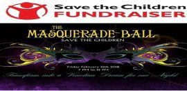 Masquerade Ball to Support and Protect Our Children