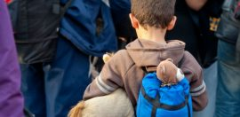 Alliance Calls on Government to Lead the Way in Protecting Displaced Children
