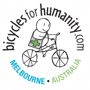 Volunteer Manager Bicycles for Humanity, Melbourne