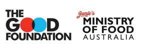 Jamie's Ministry of Food Mobile Kitchen QLD Volunteer