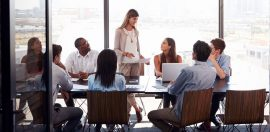 Mentoring Initiative Looks to Help Emerging Female Leaders in the Workplace