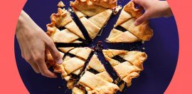 Real Pies Used to Highlight Low Newstart Payments for Jobseekers