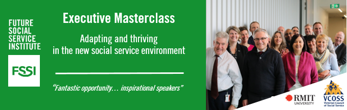 Executive Masterclass – April
