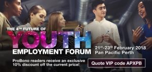 4th Future of Youth Employment Forum