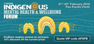 2nd National Indigenous Mental Health & Wellbeing Forum