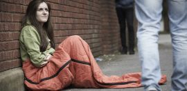 The Hidden Suffering of Women Sleeping Rough Revealed