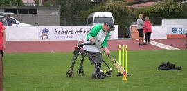 The Power of Cricket to Help People with Disability