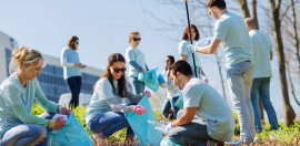 Aussie companies urged to get more employees volunteering