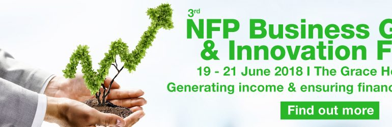 Akolade's 3rd NFP Business Growth & Innovation Forum