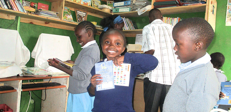 Australian Books for Children of Africa