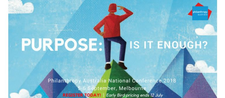 Philanthropy Australia National Conference 2018