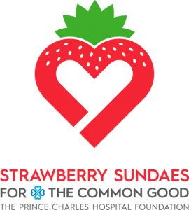 EKKA Strawberry Sundaes Stall Volunteering
