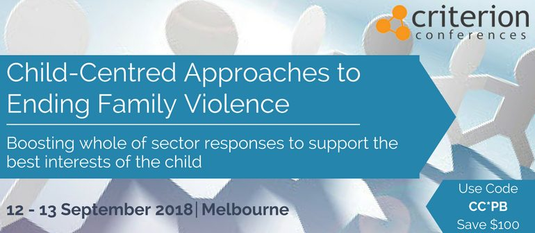 Child-Centred Approaches to Ending Family Violence
