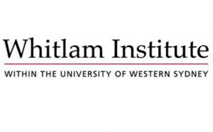 Policy & Research Officer, Whitlam Institute