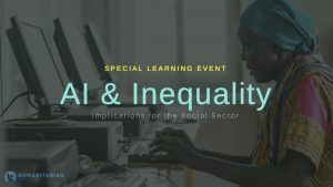 AI & Inequality: Implications for the Social Sector