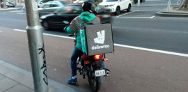 Deliveroo Brings Jobs to DSS-Funded Work Program