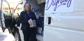 Giving Dignity to People Experiencing Homelessness