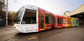 NFPs to Share in $1 Million of Free Tram Advertising