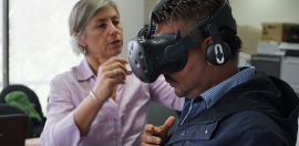 Virtual Reality to Revolutionise Training for Disability Support