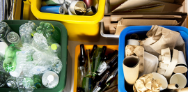 Government and Business Unite to Reduce Packaging Waste