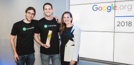 Google Awards Millions to Groups Harnessing Technology For Change