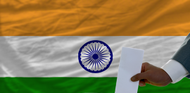 Indian Electoral Commission Pledges to Make Voting Disability Friendly