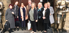 UK Study Tour Opens Doors to New Thinking About Gifts in Wills